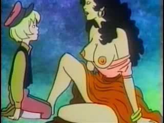 Порно мультик